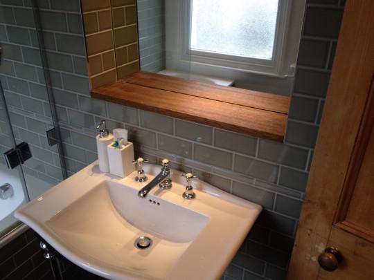 Traditional bathroom refit Cambridge