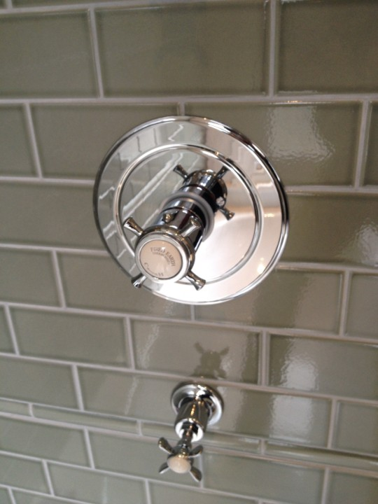 Contemporary bathroom refit Cambridge