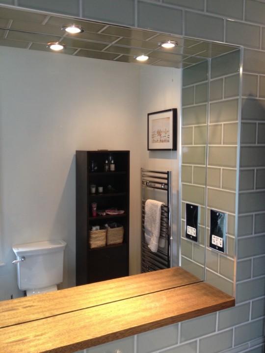 Fired Earth bathrooms Cambridge