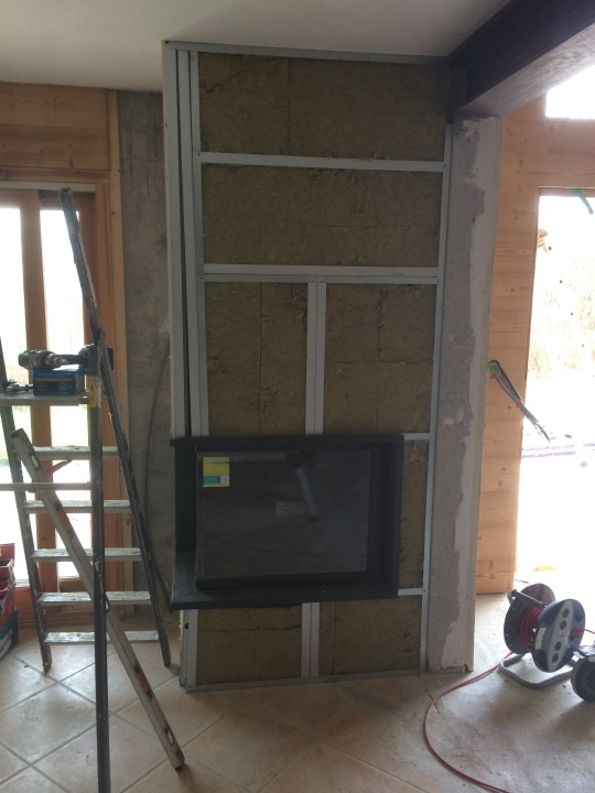 Log burner Bedford