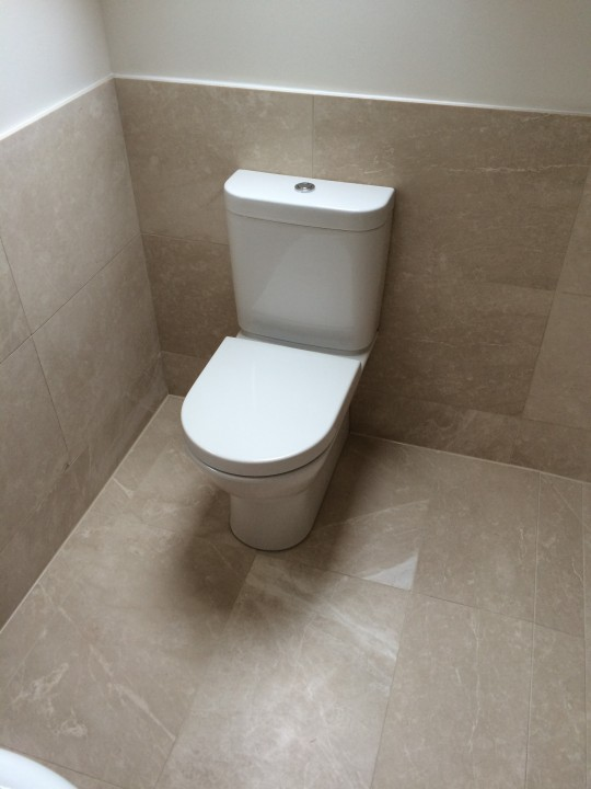 Bathroom fitters in St Neots
