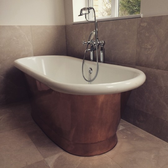 Luxury bathroom fitters in Cambridge