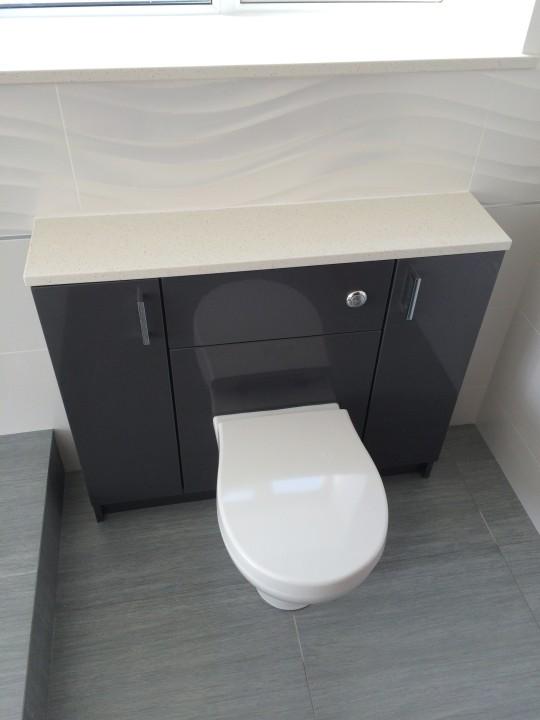 Bathroom fitters in Huntingdon