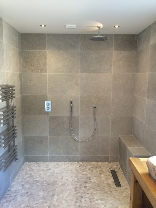 Wetroom fitters in St Neots