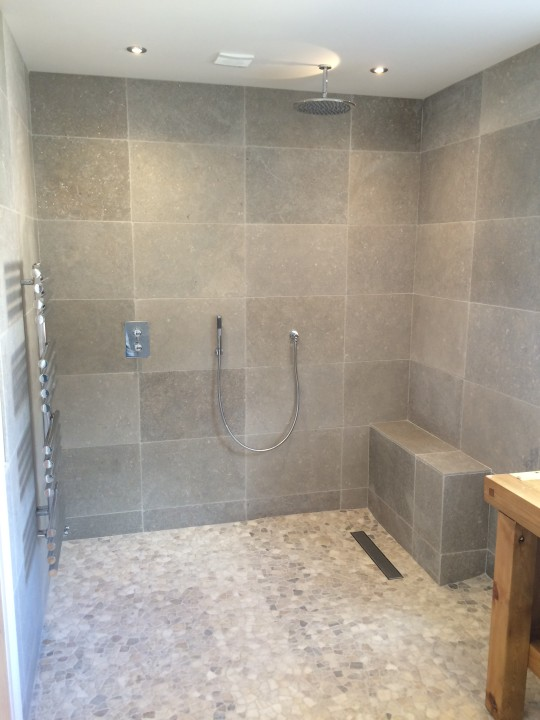 Wetroom fitters in Cambridge
